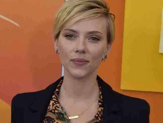 "Scarlett Johansson - ""He Named Me Malala"" New York City Premiere"