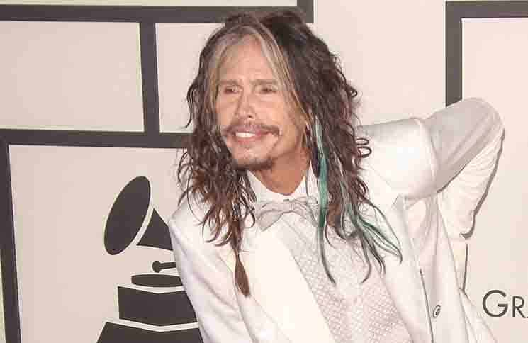 Steven Tyler - 56th Annual Grammy Awards