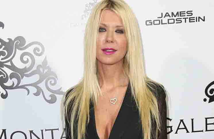 Tara Reid - La Galerie Montaigne Opening in West Hollywood