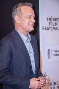 "Tom Hanks - 2016 Tribeca Film Festival - ""A Hologram for the King"" Premiere"