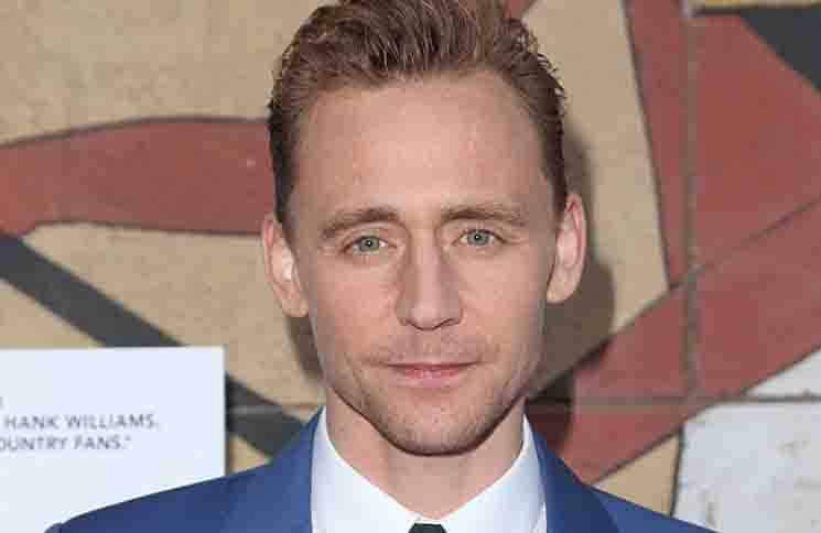 "Tom Hiddleston - ""I Saw the Light"" Los Angeles Premiere"