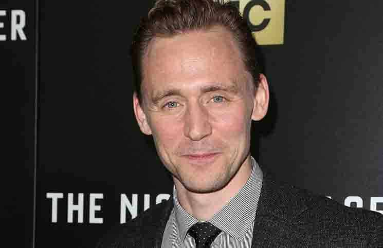 "Tom Hiddleston - AMC's ""The Night Manager"" Los Angeles Premiere"