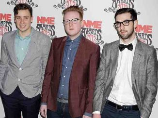Two Door Cinema Club - NME Awards 2012