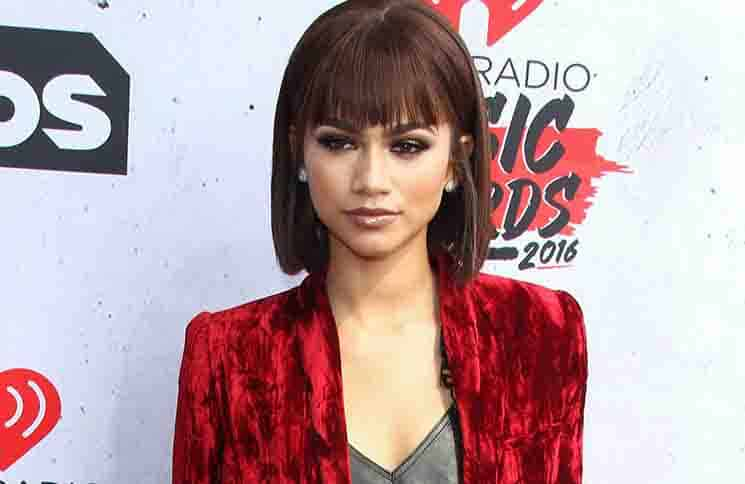 Zendaya Coleman - 2016 iHeartRadio Music Awards