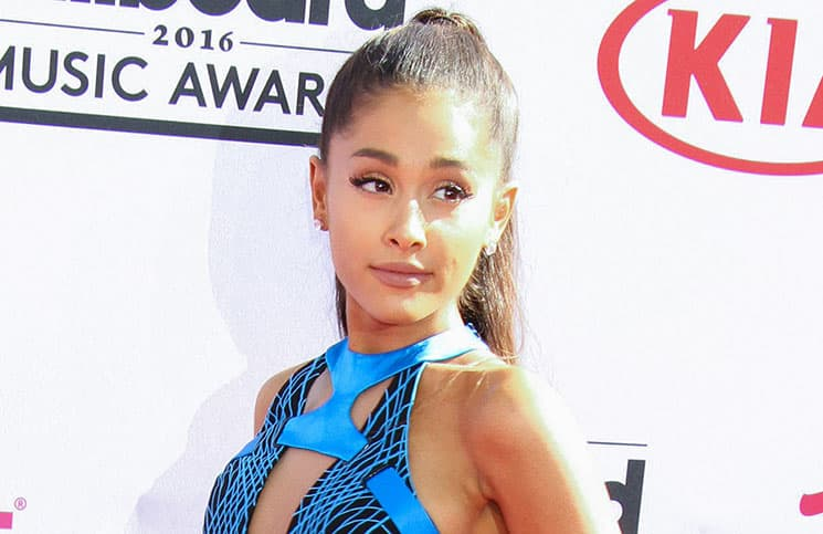 Ariana Grande - 2016 Billboard Music Awards - Arrivals