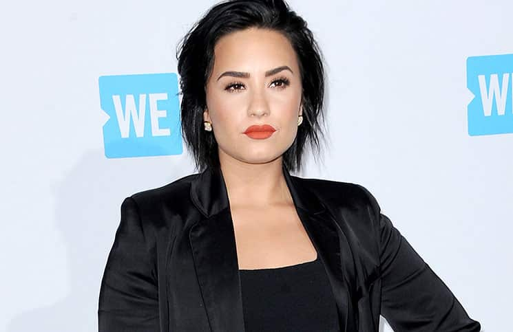 Demi Lovato - WE Day California