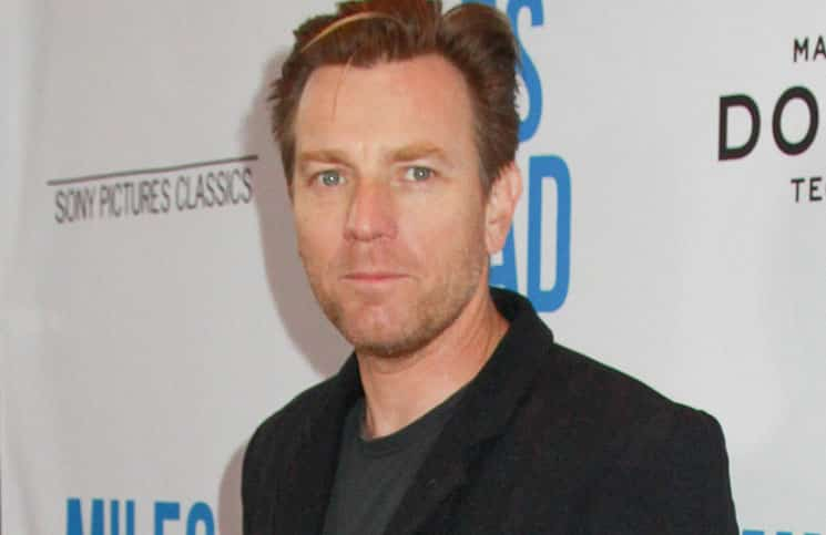 "Ewan McGregor - ""Miles Ahead"" Los Angeles Premiere"