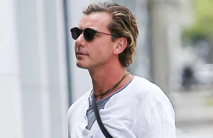 Gavin Rossdale Sighted in Los Angeles on May 18, 2016
