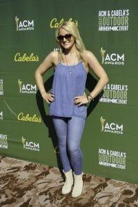 Jamie Lynn Spears - 3rd Annual ACM & Cabela's Great Outdoor Archery Event