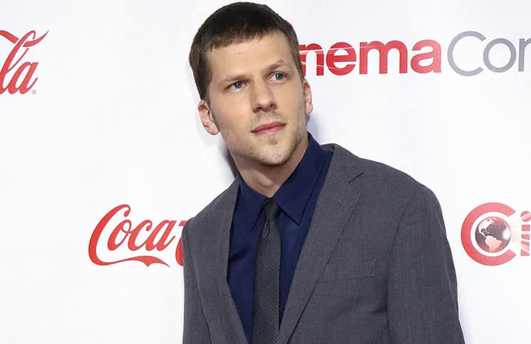 Jesse Eisenberg - CinemaCon 2016