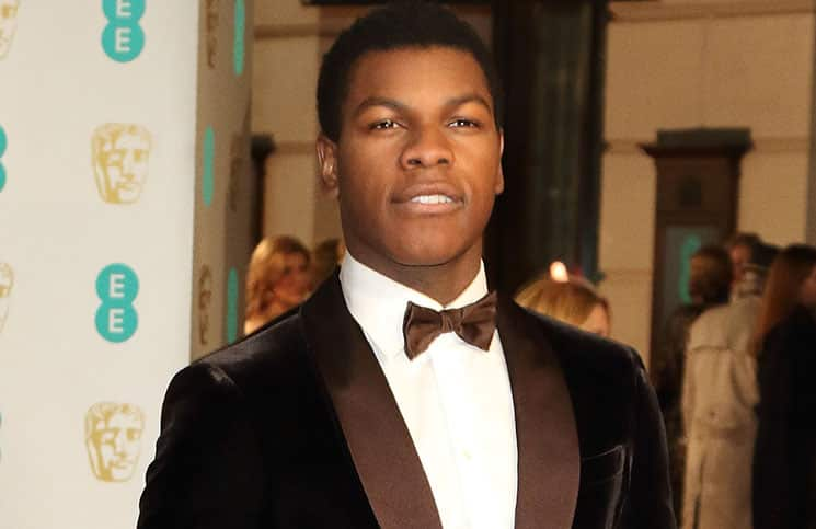 John Boyega - EE British Academy Film Awards 2016