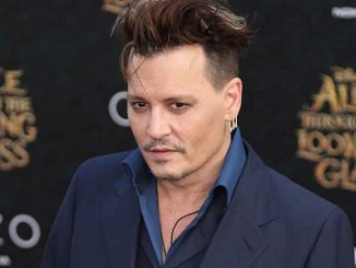 """Johnny Depp - """"Alice Through the Looking Glass"""" Los Angeles Premiere - Arrivals"""