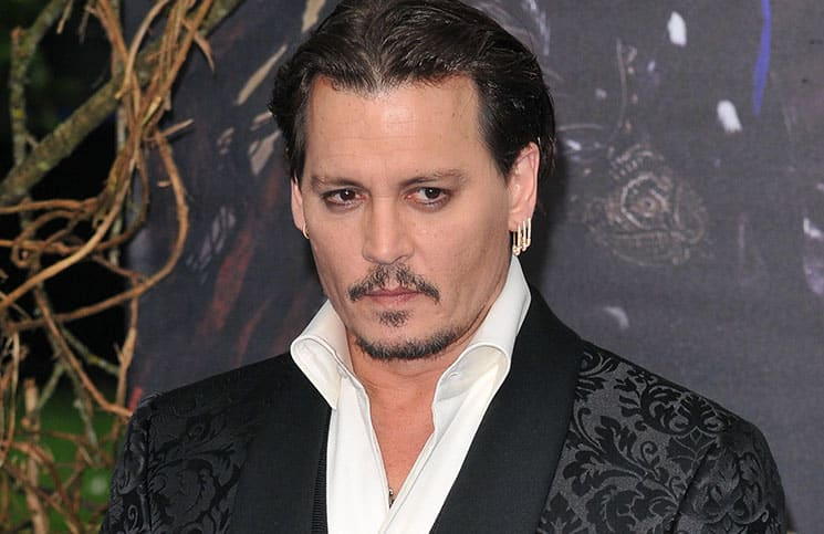 """Johnny Depp - """"Alice Through the Looking Glass"""" UK Premiere"""