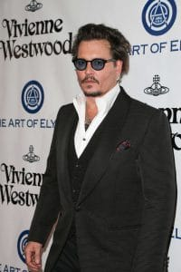Johnny Depp - Art Of Elysium's 9th Annual Heaven Gala