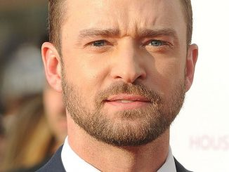 Justin Timberlake - House of Fraser British Academy Television Awards 2016