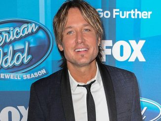"Keith Urban - FOX's ""American Idol"" Series Finale"