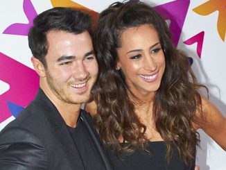 Kevin Jonas, Danielle Jonas - Plenti Launch Event at Skylight Modern in New York City