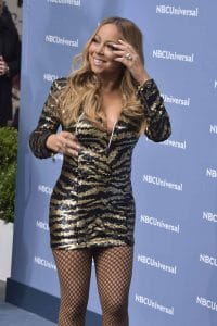 Mariah Carey - NBCUniversal 2016 Upfront Presentation - Arrivals