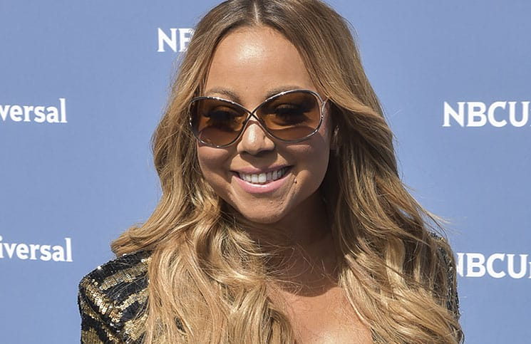 Mariah Carey - NBCUniversal 2016 Upfront Presentation