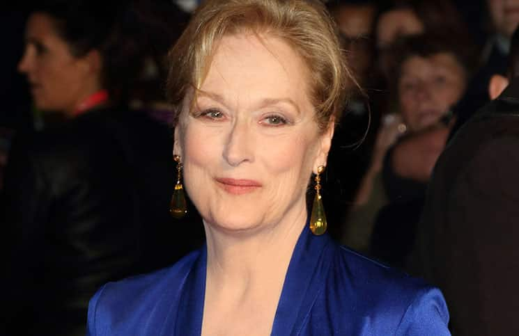 Meryl Streep - 59th Annual BFI London Film Festival