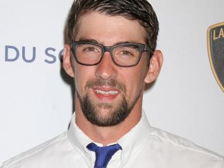 "Michael Phelps - Cirque du Soleil's ""One Night for One Drop"" Clean Water Fundraiser for World Water Day 2013"