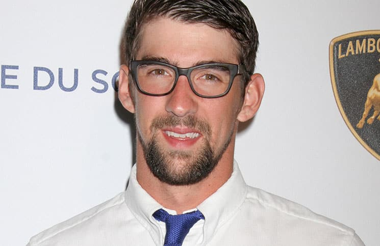 """Michael Phelps - Cirque du Soleil's """"One Night for One Drop"""" Clean Water Fundraiser for World Water Day 2013"""