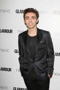 Nathan Sykes - Glamour Magazine Woman of the Year Awards 2015