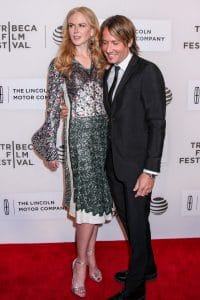 Keith Urban and Nicole Kidman - 2016 Tribeca Film Festival