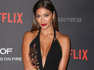 Nicole Scherzinger - 2016 Weinstein Company and Netflix Golden Globes After Party