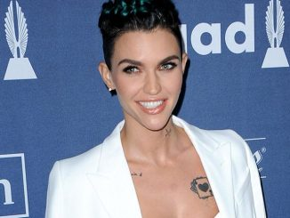 Ruby Rose - 27th Annual GLAAD Media Awards