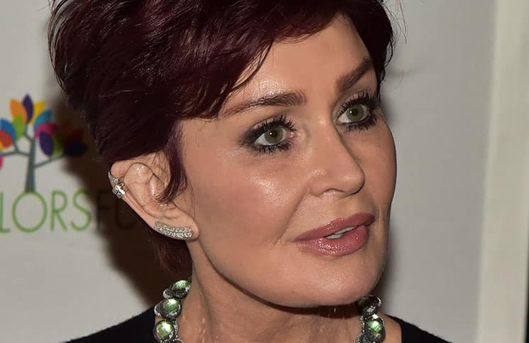 "Sharon Osbourne - 5th Annual ""Cyndi Lauper & Friends: Home for the Holidays"" Benefit Concert"