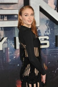 "Sophie Turner - ""X-Men: Apocalypse"" Global Fan Screening"