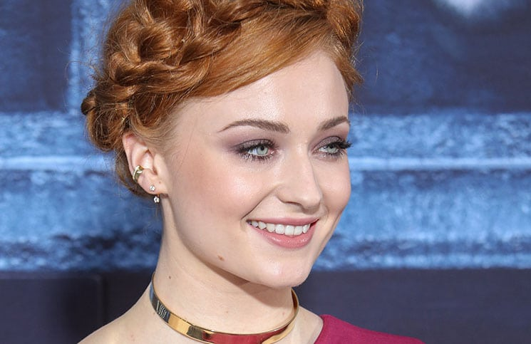 "Sophie Turner - HBO's ""Game Of Thrones"" Season 6 Premiere"