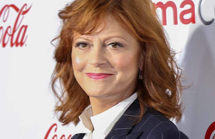 Susan Sarandon - CinemaCon 2016