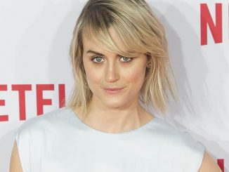 Taylor Schilling - Netflix Spain Launch Party