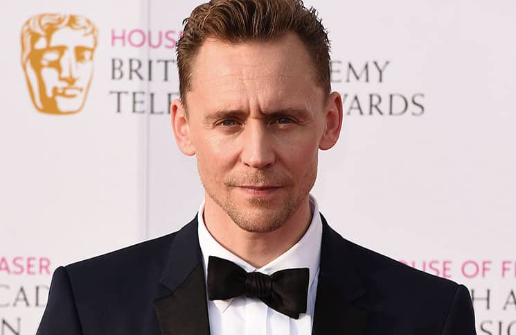 Tom Hiddleston - House of Fraser British Academy Television Awards 2016