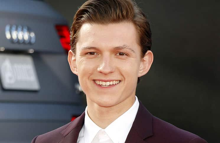 Tom Holland: Durch Social Media zum Spider-Man - Kino News