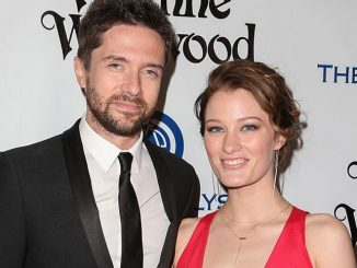 Topher Grace hat Ashley Hinshaw geheiratet - Promi Klatsch und Tratsch
