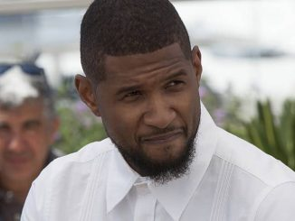 Usher - 69th Annual Cannes Film Festival
