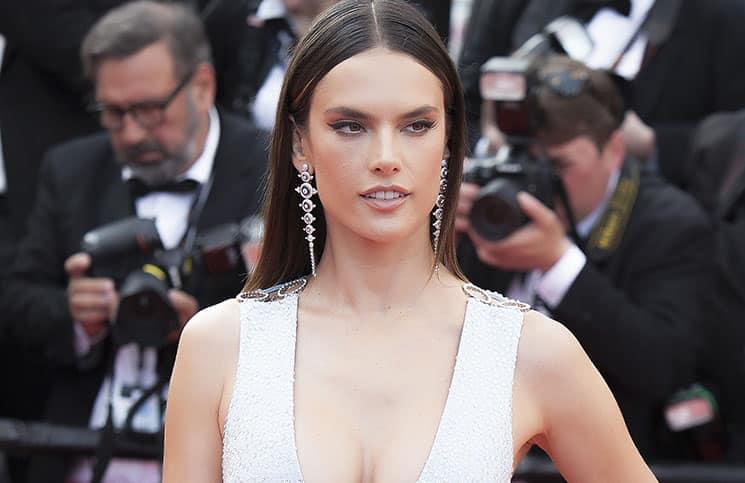 Alessandra Ambrosio - 69th Annual Cannes Film Festival
