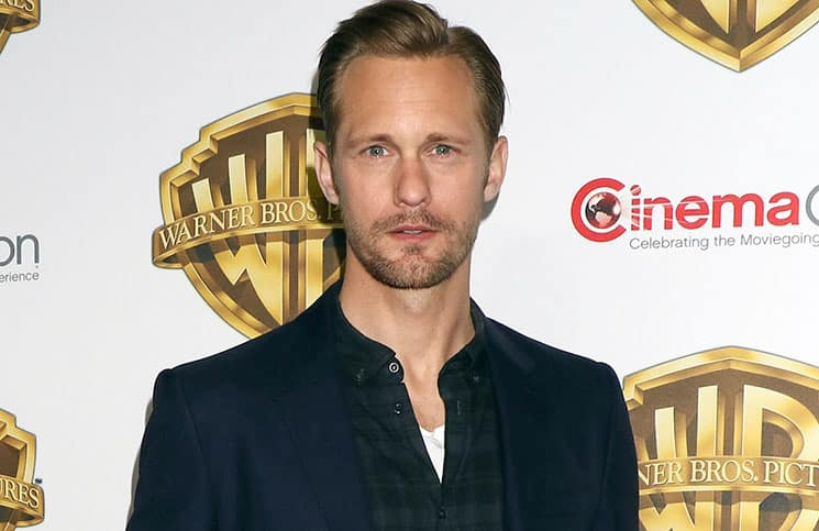Alexander Skarsgard - CinemaCon 2016