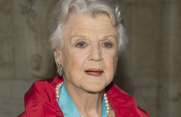 Angela Lansbury - The New York Library Performing Arts' 50th Anniversary Gala