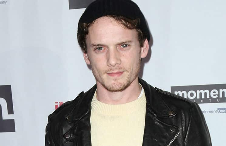 "Anton Yelchin - ""Intruders"" Los Angeles Premiere - Inside Arrivals"