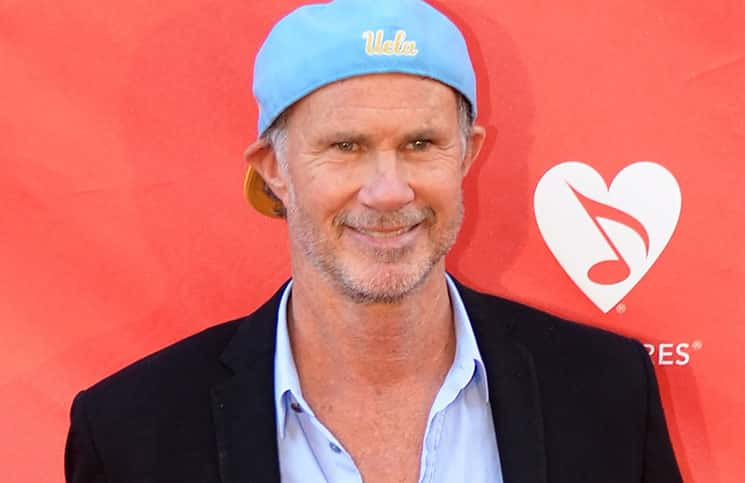 Chad Smith - 10th Annual MusiCares Map Fund Benefit Concert
