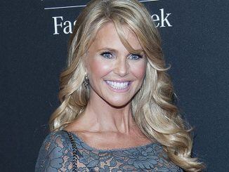 Christie Brinkley - 2013 Style Awards