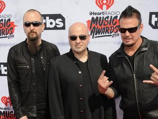 Disturbed - 2016 iHeartRadio Music Awards