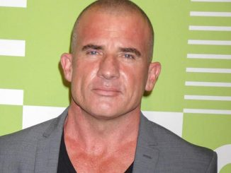 Dominic Purcell - The CW Network's 2015 Upfront