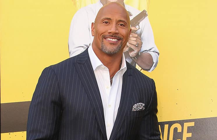 "Dwayne Johnson - ""Central Intelligence"" Los Angeles Premiere"