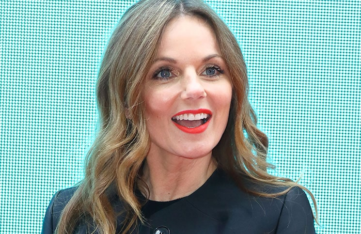 Geri Horner - The Prince's Trust and Samsung Celebrate Success Awards 2016