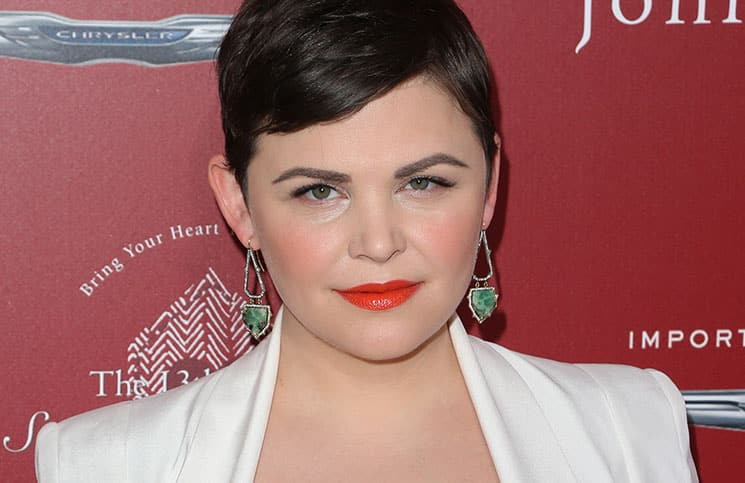 Ginnifer Goodwin - John Varvatos 13th Annual Stuart House Benefit
